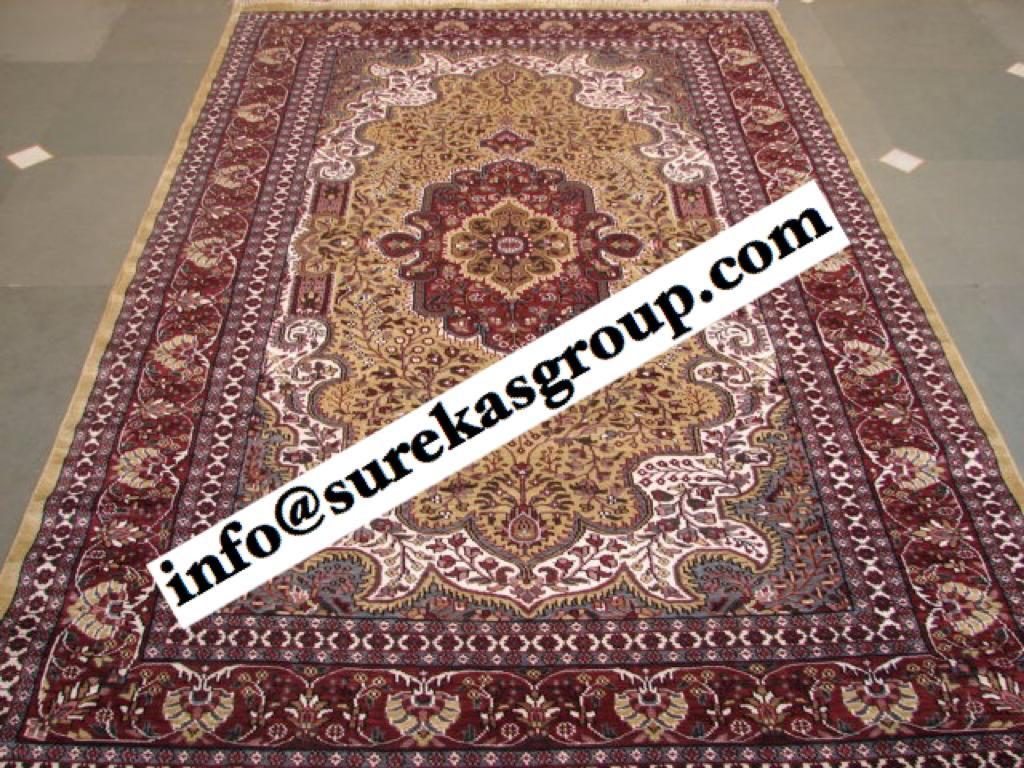Traditional Silk Rug manufacturers in india
