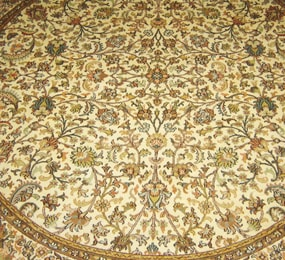 Traditional Silk Rugs