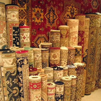 Original Silk Rugs
